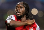 Gervinho Trains With Roma- Perez Arrives at Arsenal