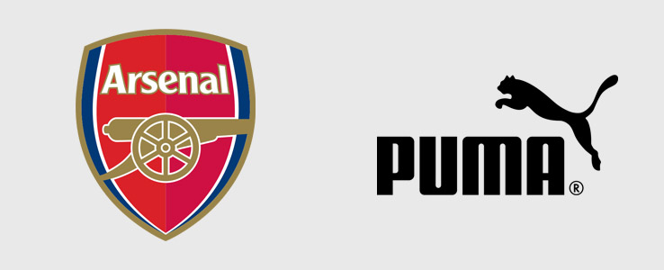Arsenal Puma Kit Deal