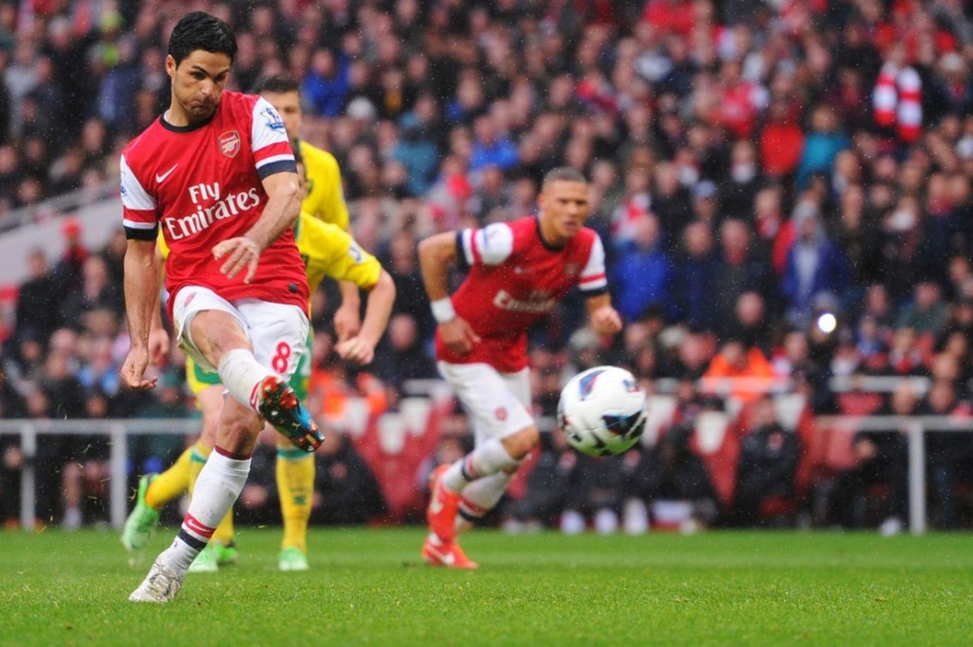 Arsenal-v-Norwich-City-Premier-League-1829773