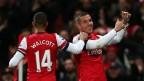 Walcott, Podolski, or Chamberlain? Which One is More Vital